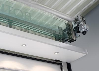 Bramy szklane Glastore Galerie